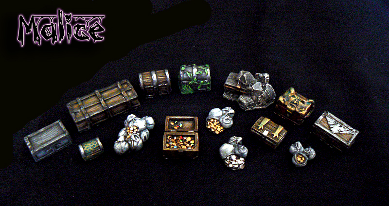 Malice - Treasure Set